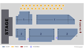 Fillmore Auditorium Seating Chart Need Claustrophobia Advice If Youve Been To The Fillmore