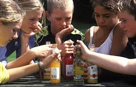 Depressed May Study Have Obese Drinking Kids Binge Teens