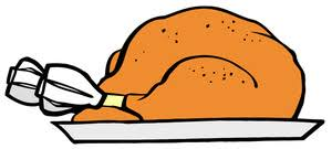 cooked turkey clipart. Modren Cooked Cooking Turkey Dinner Clipart 1 Inside Cooked