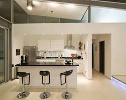 Kitchen Counter Bar Designs With Modern Stools Home Counter Bar - Kitchen counter bar