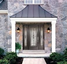 front door awningsGlass Awning Front Door Awning Ideas For Front Door Front Door