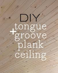 there are a few options to choose from when planking a wall or ceiling