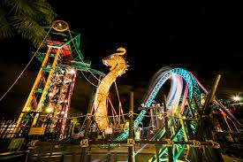 busch gardens ta bay s summer nights keep the thrills and fun going late this summer