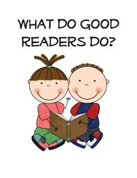 What Good Readers Do Chart What Good Readers Do Anchor Chart