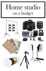 everything you need for a home photography studio on a budget jennadesigns