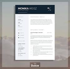 Resume Templates Awesome Top 14 Best Resume To Download In 2019