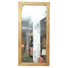 extra large french style mirrors scale fluted mirror garden court antiques extra large silver french mirror