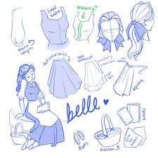 Belle Blue Dress Pattern Fascinating Belle's Blue Dress Cosplay WIP Ginny Di