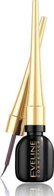 Eveline <b>Водостойкая подводка для</b> глаз Celebrities Eyeliner ...