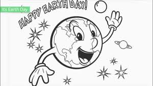 Earth Day Printable Worksheets Preschool Kindergarten Coloring Pages