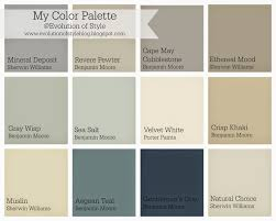 paint color schemeBest 25 House color palettes ideas on Pinterest  House paint