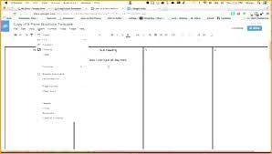 Football Program Template Program Book Template Google Docs Best