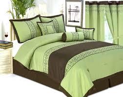 green comforter set king sage sets size blue green comforter