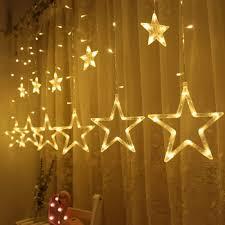 Led Fairy Lights Christmas Wedding Party Curtain Lights Festival Decoration Curtain Light Buy Fairy Net Light Window Fairy Light Wedding Party Fairy
