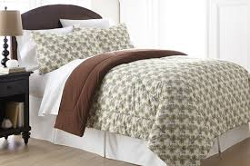 shavel micro flannel comforter set reviews wayfair pertaining to idea 5