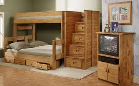bunk beds with stairs. Awesome Queen Bunk Beds With Stairs Latitudebrowser Within Full Over Bed Popular