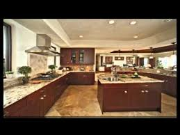 Tropical Kitchen Design Awesome Design