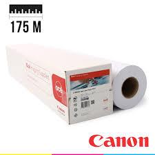 Canon Red <b>Label</b> 75gsm 4 Paper Rolls - 210mm x 175m - Design ...