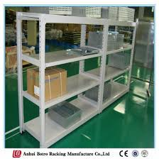 heavy duty rivet shelving 4 shelf shelving unit diy 5 layers boltless storage shelving rack