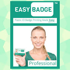 Id Software Card Easybadge Professional Design