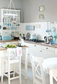 217 Best Beachy Kitchens Images On Pinterest  White Kitchens Coastal Kitchen Ideas Uk