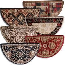 semi circle rug uk