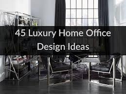 Luxury Office Design Simple Decorating Design