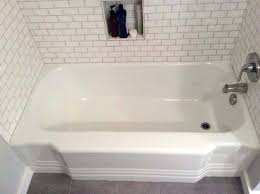 how to refinish a bathtub yourself worn out fiberglass