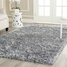 shag rugs. Exellent Shag Amazoncom Safavieh Malibu Shag Collection MLS431S Handmade Silver  Polyester Area Rug 5u0027 X 8u0027 Kitchen U0026 Dining Throughout Rugs E