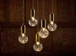 exposed bulb lighting. image sourced via lee broom exposed bulb lighting