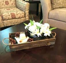 trays coffee tables