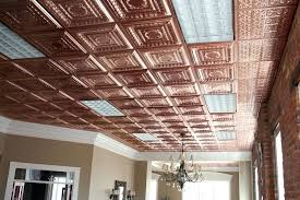 How To Install Decorative Ceiling Tiles Different Types Of Ceiling Tiles Magnificent Brown Decorative 21