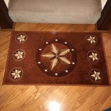 lodge area rugs western texas star 3 star rustic lodge area rug ndash western linens western texas star 3 star rustic lodge area rug