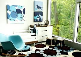 modern nursery rugs rugs for nursery with contemporary nursery and modern rocking chair horses art for