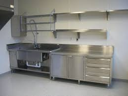 Stainless Steel Shelves Shelving Stainless Steel Fitted Units Commercial Kitchen Large