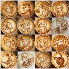 coffee heart designs.  Coffee Coffee And Kingdom Hearts Image For Coffee Heart Designs E