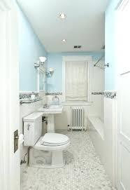 Grey White Bathroom Tiles Clean White Grey Bathroom With Tile Border