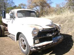 1954 Chevy 6400 original California Truck w Water tank - Classic ...