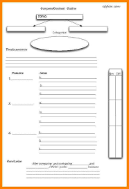 outline for compare contrast essay address example outline for compare contrast essay compare contrast movies concerts outline worksheet page 2 jpg