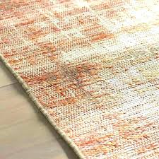 blue green orange area rug burnt colored ea rugs and brown