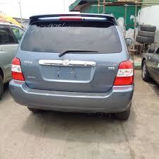 Tokunbo 2006 Toyota Highlander 4WD Hybrid - Autos - Nigeria