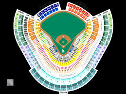 Dodgers Seating Chart With Rows Dodger Stadium Los Angeles Dodgers Ballpark Ballparks Of