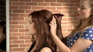 Hair Style 80s how to do a party hairstyle video dailymotion 2348 by wearticles.com