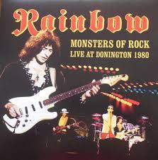 <b>Rainbow</b> - <b>Monsters Of</b> Rock: Live At Donington 1980 (2019, Vinyl ...