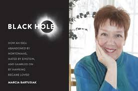 questions marcia bartusiak on black holes and the history of full screen
