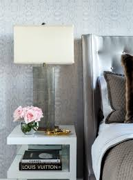 Louis Vuitton Wallpaper For Bedroom Bright And Bold Riverside Penthouse By Tobi Fairley Designrulz