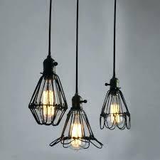 industrial style lighting industrial chandelier lighting metal pendant light shade vintage industrial chandelier retro cage lamp industrial style lighting
