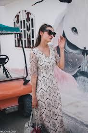 That VILA maxi <b>dress</b> of my dreams - polienne