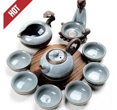 Tea Set Display Stand For Sale Chinese Tea Sets UmiTeaSets 72