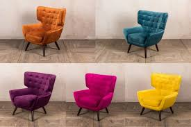 Choose the color and style that matches your home decor. Occasional Accent Chairs Feature Chairs Peppermill Interiors